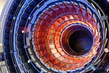Accelerators & Colliders (Atom Smashers) / by Micheal Capaldi