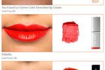 Make-up / by Jennifer Munoz-Avila