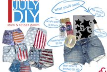 4th of July Fun / 4th of July inspiration! / by Hearts