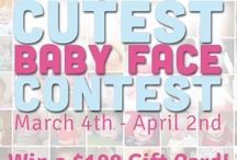 2013 Cutest Baby Face Contest / by Lone Star Baby & Kids