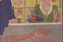 Vintage Cookbooks / Antique, vintage, & retro cookbooks. / by Fair Oaks Antiques