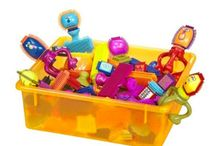 Childcare Wish List / Realist list of items I'd like to add to our environment. / by Terria Ashby