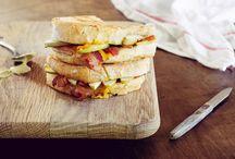 Sandwiches & Burgers / by Melissa Boeckmann