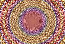 Optical Illusions / When the mind's eye plays tricks with you / by Ole Olson