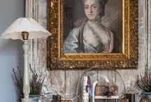Portraits Antiques Diva Style / by The Antiques Diva - Toma Clark Haines