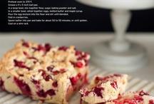 Recipes / by Sarah Gill @ Alderberry Hill
