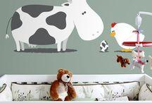 Kids/Baby Wall Art / by MyUrbanChild