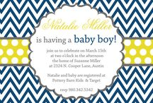 Baby shower / by Pamela Renee