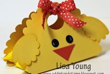 Easter Stampin' Up! / by Lisa Young - Stampin' Up!