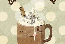 Coffee / by Rebekka Lessing