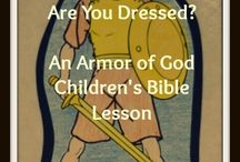 Armor of God / by Kelley Terrill