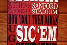 How 'Bout Them Dawgs! / by Angela Wilde