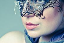 Costumes and Masks / Costuming ideas and lots of lovely masks! / by Sara Hemenway