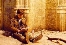 Harry Potter / by Sara Hazelrigg