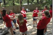 Girl Scout Games / by Girl Scouts of West Central Florida