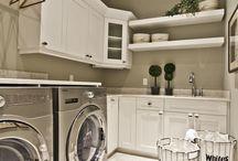 Laundry Rooms I Like / by Nicole Siemens