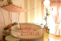 Nursery + Kid Rooms / by Amber Miller