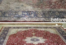 Rug Cleaning & Repair / by Ayoub Carpet Service-ACS