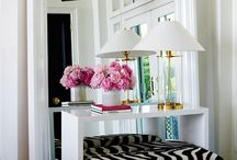 Hallway inspirations / by Ciao Bella Styles