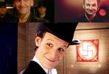 Doctor Who / Doctor Who Fandom!!!!!! ❤❤❤❤❤❤ / by Rachel Lofgran