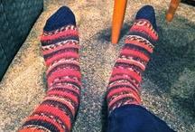 Socks! / Wonderful socks - mostly socks I've knit / by Judith Newman