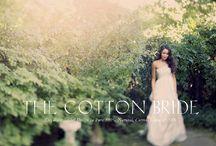 """COVER / """"CLOE """" / by The Cotton Bride"""