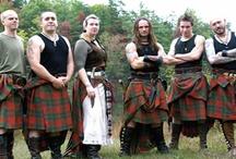 "Albannach / ""A Scot is a Scot even unto an hundred generations"" ~ Scotland Rising / by Kat McClellan"