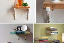 DIY / For when I'm feeling crafty ;) / by Nicole Emery