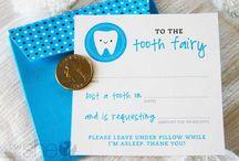 Tooth Fairy / by Tina @ Mamas Like Me