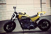 Hal's Fat Tracker FR1750 / by Hal's Harley-Davidson