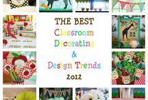 Classroom Displays / by Amanda Shepherd