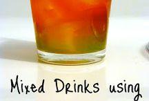 Drinks :) / by Sami Schoonover