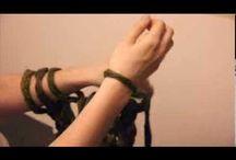 Knitting/crochet YouTube videos / by Gina Chapman