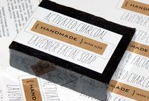 Soap Labels & Packaging / by Rachel Kluesner