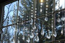 mobiles/Wind Chimes/Sun Catchers / by Cathy Bizri