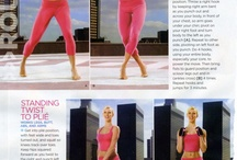 Body: Piloxing / Pilates + Boxing = Piloxing / by Auntie Stacey