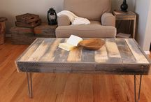 reclaimed wood / by Dawn Golden