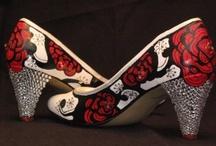 Custom Painted Shoes / by Kate Renee