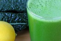 Juicing recipes / by Mindy Liber