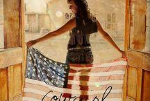 <3 Cowgirls & Cowboys <3 / by Bethany Hintz