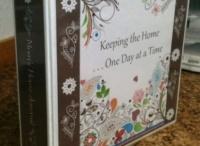 Home Management Binder / by Misty Crockett