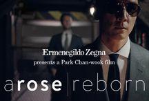 A Rose Reborn / Ermenegildo Zegna's new international film collaboration with acclaimed director Park Chan-wook, featuring actors Daniel Wu and Jack Huston / by Ermenegildo Zegna
