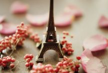 I love PINK and PARIS! / by Nicole Hunsaker