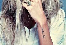 Tatt Me / by Maddy Mall