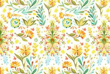 Flowery  / by Amaania R.N.F