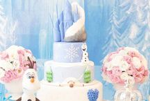 Frozen Party Ideas / anything and everything about Frozen party ideas / by Renee Templeton