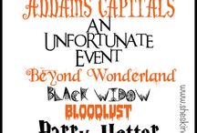 Fonts / by Jennifer Clarkson