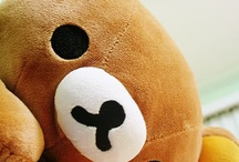 Rilakkuma (リラックマ  / Rilakkuma (リラックマ Rirakkuma?, a combination of the Japanese pronunciation of relax and the Japanese word for bear) is a Japanese character designed by Aki Kondo, produced by San-X in 2003 / by Cute Kawaii Shop