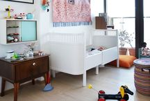 Modern Children's Rooms - White / by Erica Glasier
