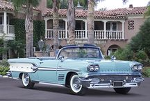 My Top 10 Cars of the 50's & 60's / Cars of the 50's/60's / by Johnny Elf